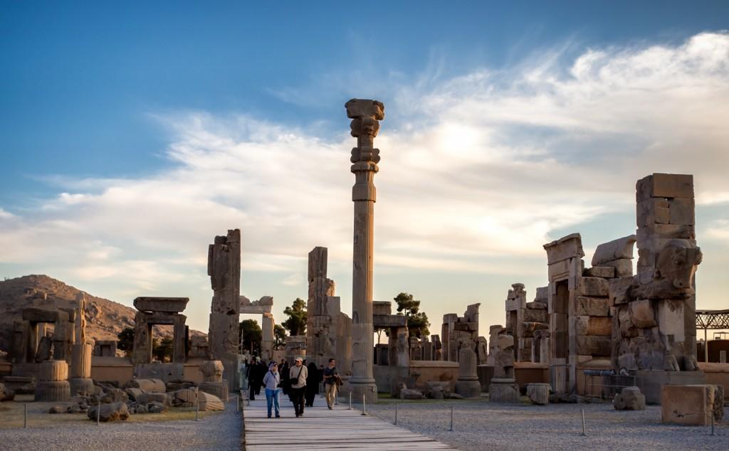 Persepolis visitar iran