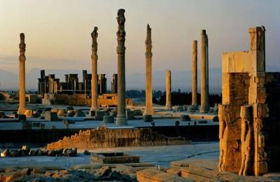 Persepolis Patrimonio de la Humanidad Iran