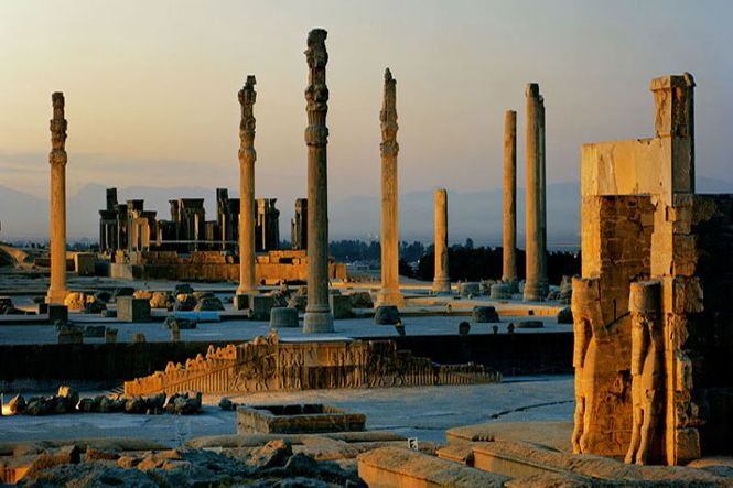 Foto de Persépolis tours Irán