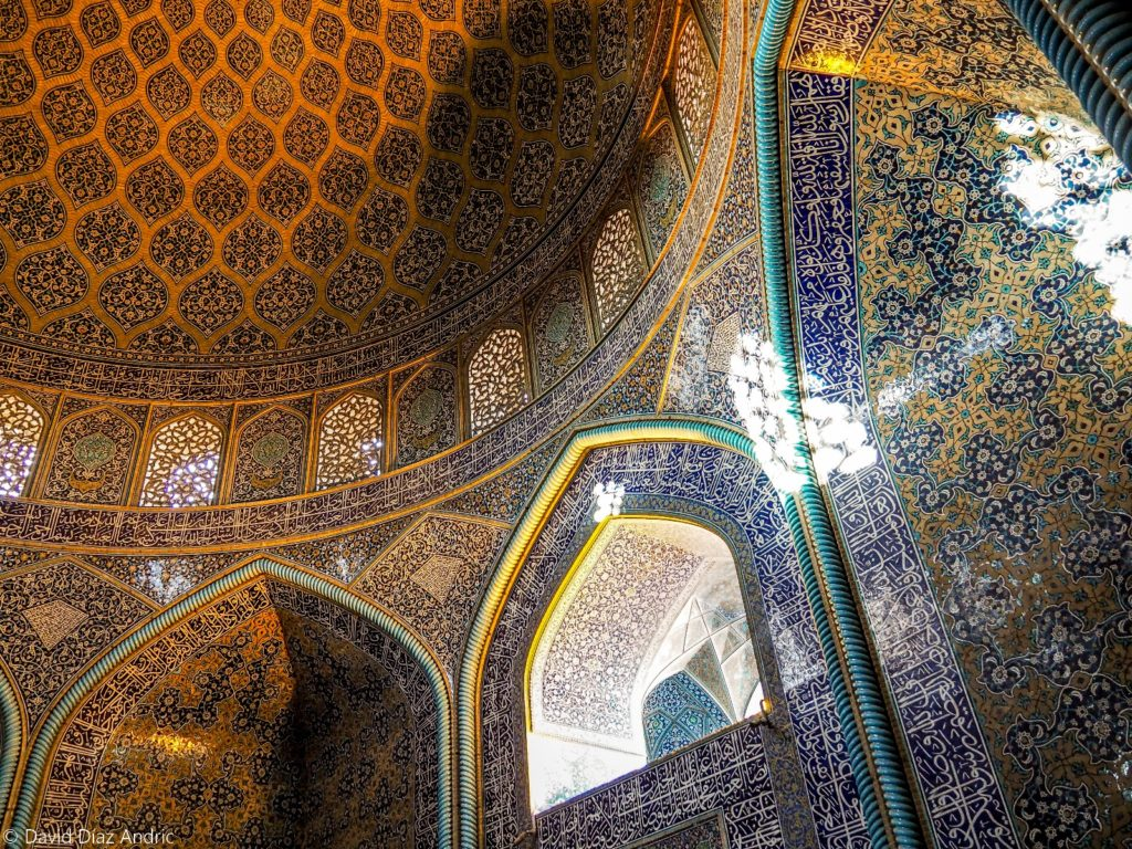 Imprescindibles Iran: Mezquita Sheikh Lotfollah, Isfahan