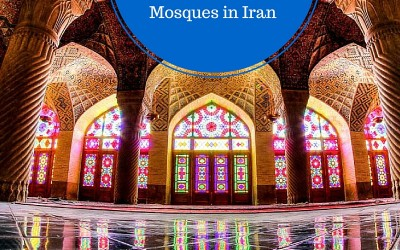 Pink Mosque Shiraz, Iranian Mosques