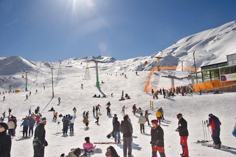 Dizin Resort Ski en Iran