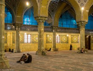 Mezquita Jamkara / visitar Qom