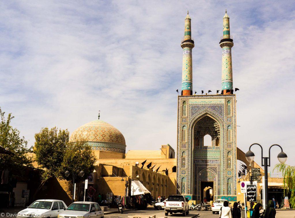 mezquita jame yazd