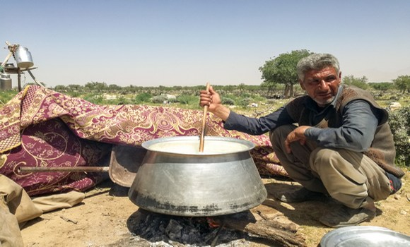 tribus nomadas en iran