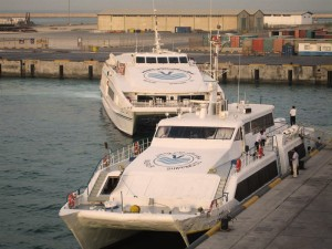 Valfajr Ferry Transport in Persian Gulf