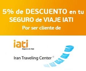 IATI Seguro de viaje para Iran
