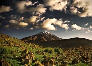 Monte Damavand - Viaje a India