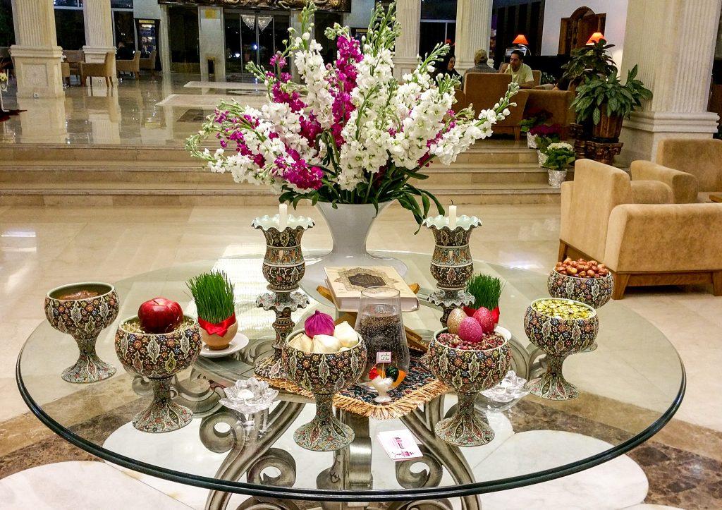 Año nuevo Persa: Noruz Haft Sin