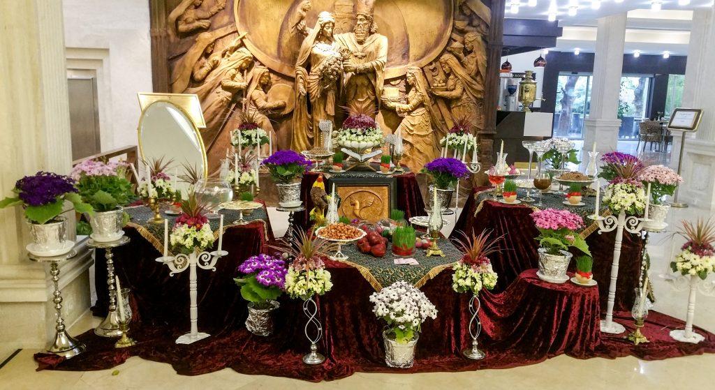 Año nuevo Persa : Noruz
