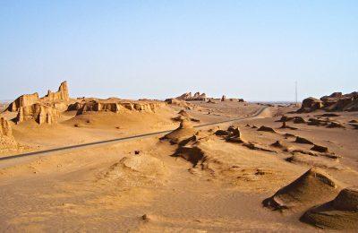Tour por el Desierto en Iran
