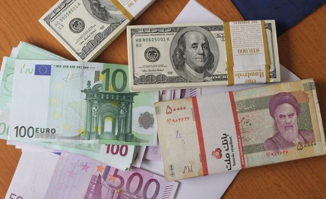 Dinero en Iran
