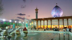 Visita Shiraz: Mezquita Shah-e-Cheragh