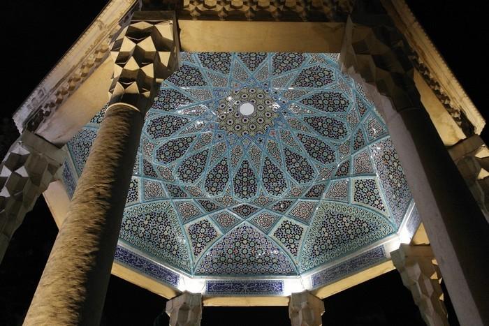 Visitar Shiraz: Tumba de Hafez