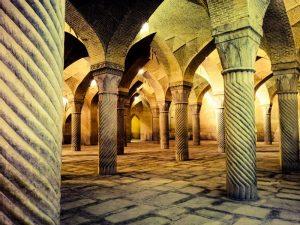 Visita Shiraz: Mezquita Vakil
